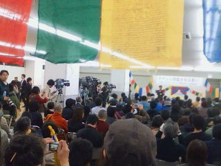 チベット問題を知る集い